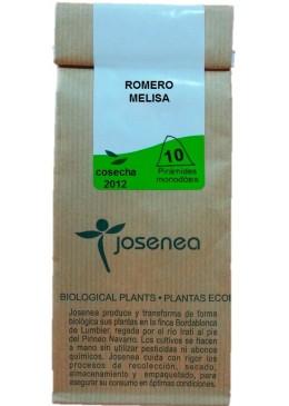 Romero con Melisa