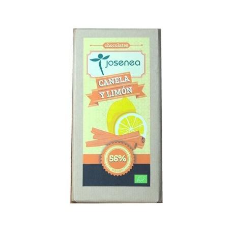 Chocolate con Limón y Canela