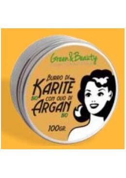 Karité y Aceite de Argán