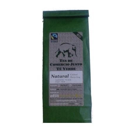 Te Verde calidad Darjeeling