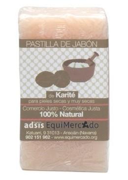 Jabón de Karité 130gr
