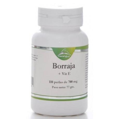 Perlas de Borraja + Vitamina E