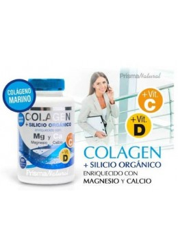 Colágeno + Silicio Orgánico