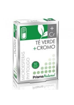 Te verde + Cromo