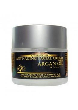 Crema de noche Anti Edad Argán