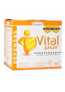 Jalea Real VitalPur Defensas