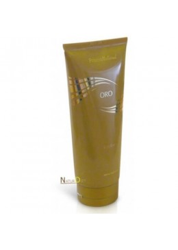 Crema hidratante corporal con polvo de oro