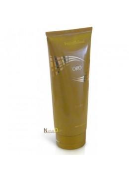 Crema hidratante corporal con polvo de oro