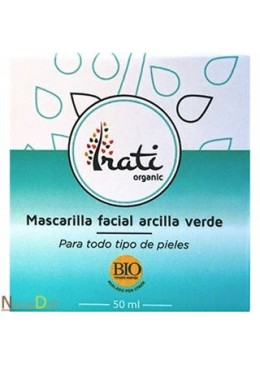Mascarilla Facial Arcilla Verde