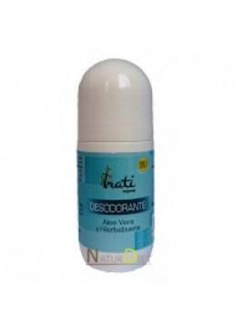 Desodorante natural aloe vera y hierbabuena