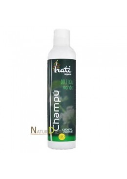 Champu natural para cabello normal