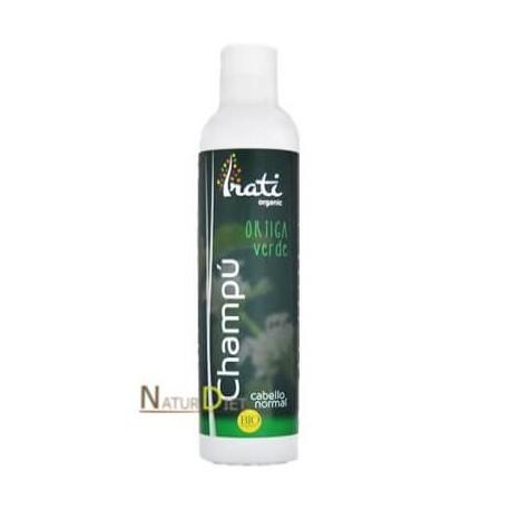 Champu natural para cabello normal