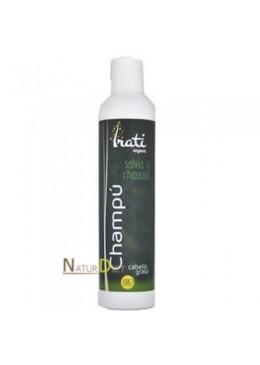 Champu natural cabello graso